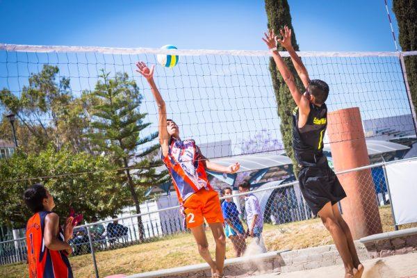 Varonil ya tiene su pase; Guanajuato clasificó a un equipo de Volibol de Playa a la Olimpiada Nacional