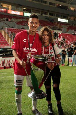 Roberto Alvarado alzó la Copa MX a un año de quedar campeón de la CONCACAF