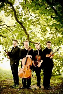 Henschel Quartett Photo: Marco Borggreve