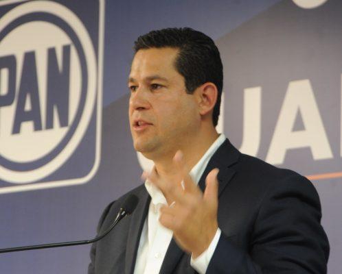 Candidatos preparan 3 de 3; Diego Sinhué el único que la ha presentado