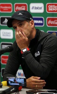 Díaz entiende la molestia de la afición pero mantiene el coraje por mejorar