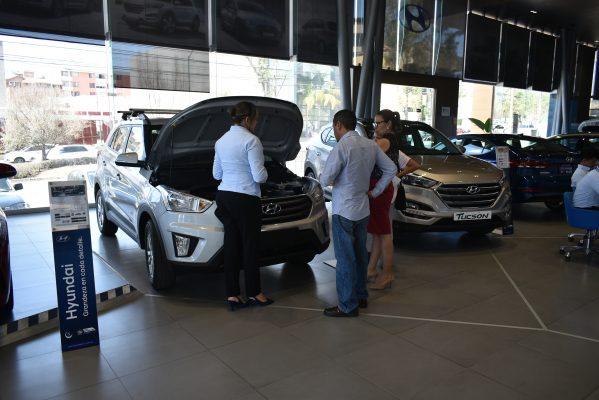 Caen 11.2% venta de autos nuevos en Guanajuato