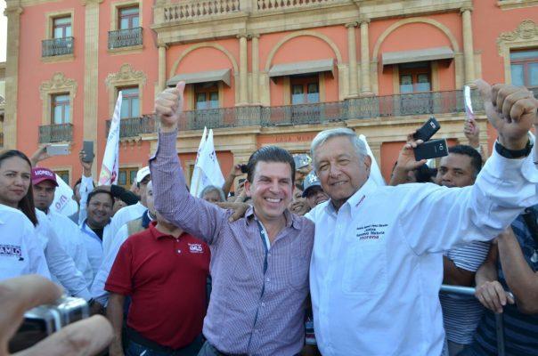 Promete López Obrador no fallar