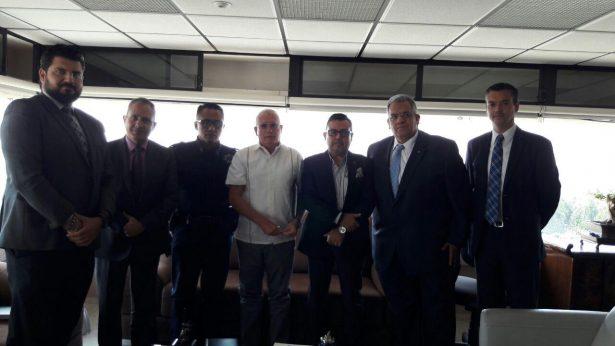 Acuerdan SSPL y Universidad De La Salle Bajío estrategias conjuntas para fortalecer la seguridad