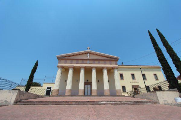 La capilla que se convirtió en un gigante