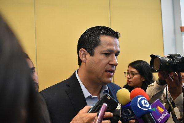 Estoy lejos de rebasar los gastos de campaña: Diego Sinhué
