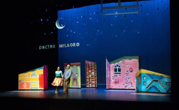 Llega la ópera infantil Doctor Milagro