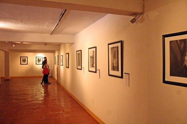 Trazos de luz a través del tiempo, en el Museo de la Ciudad