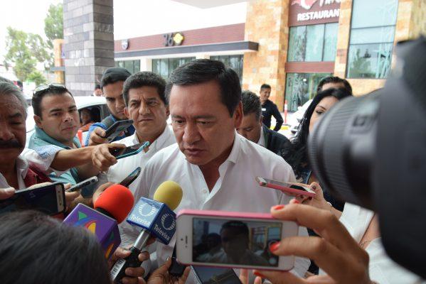 Responsabiliza Osorio Chong a Márquez por violencia