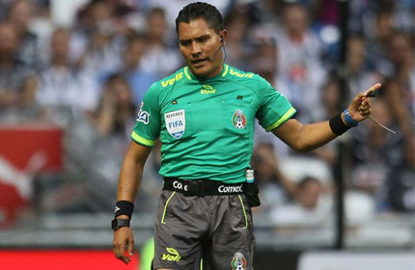Fernando Guerrero pitará el Veracruz vs León