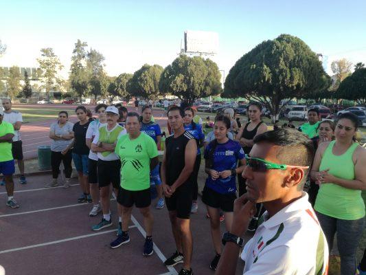 Comienza el plan de entrenamientos dirigido por Gualberto Vargas