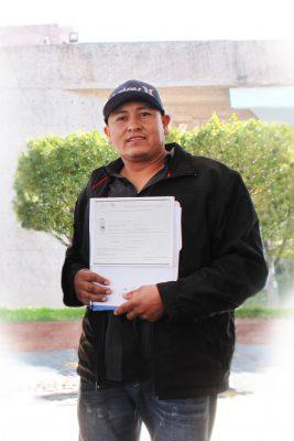 Certifica Inaeba a paisanos
