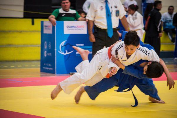 Los locales se colgaron cuatro medallas en el Torneo Nacional de Judo