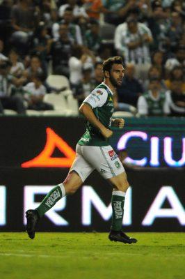Los números hablan; Boselli es el delantero más letal de la Liga MX