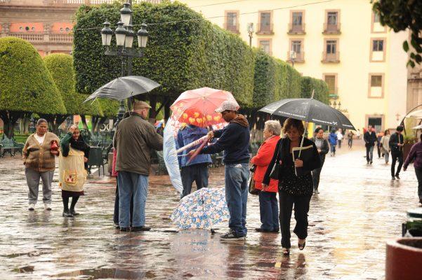 Iniciará temporada de lluvias con poca intensidad