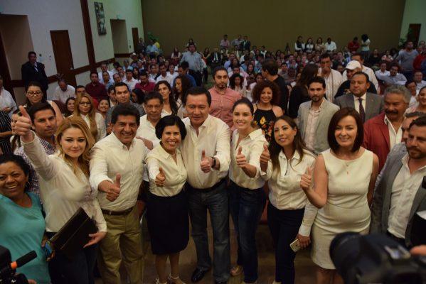 PRI sigue siendo segundo en Guanajuato: Osorio Chong