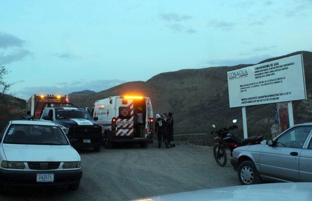 Encuentran 2 cuerpos en la presa de San Juan de Otates