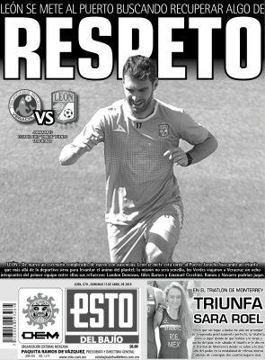 Edición digital ESTO del Bajío – domingo 15 | abril | 2018
