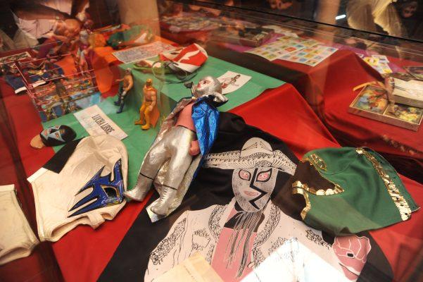 Inauguran exposición de juguetes tradicionales