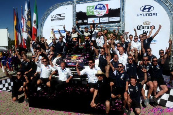 El Rally México entra a una etapa terminal