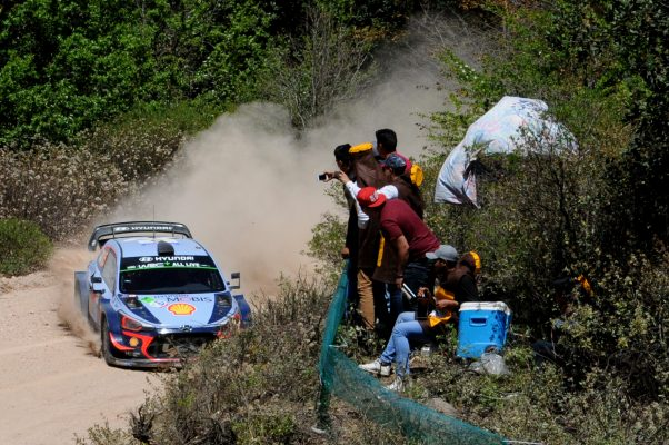 Peligra edición 2019 del Rally México