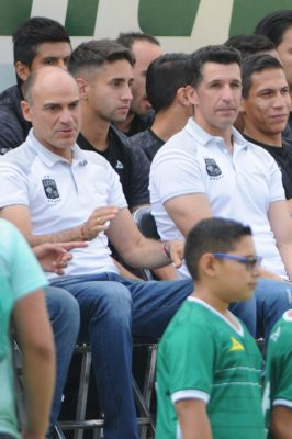 León resolverá los detalles contractuales cuando concluya el torneo