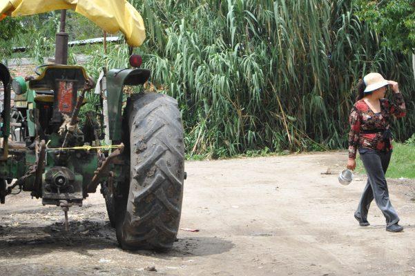Pavimentarán 15 caminos rurales
