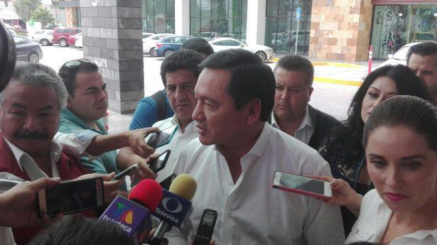 Llega Osorio Chong a León