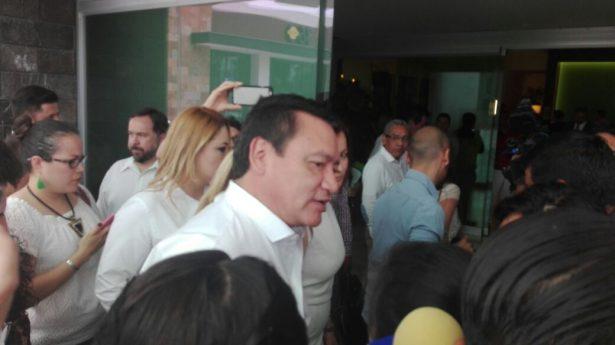Zacatecas no está solo: Osorio Chong