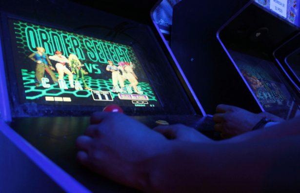 Las máquinas de Arcade aún son la sensación pese a las nuevas plataformas