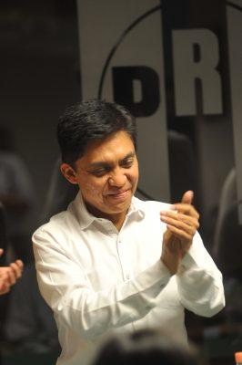 Exhorta Ramírez Argote a renunciar a escoltas