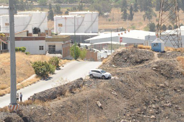 Atienden denuncia por daño ecológico en cañada de La Mula
