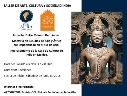 La Casa de la Cultura de India festejará su 25 aniversario en el país