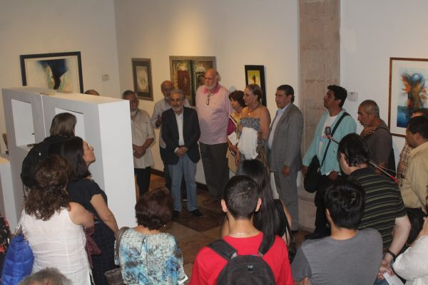 Exhibe su trayectoria en Museo de la Ciudad