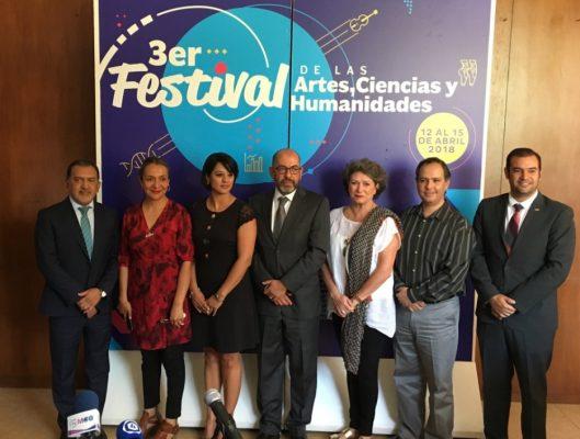 Arranca el Tercer Festival de las Artes, Ciencias y Humanidades