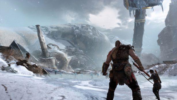 Llega Kratos con juego nuevo
