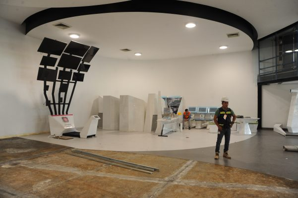 Inicia construcción de Sala de Innovación en Explora