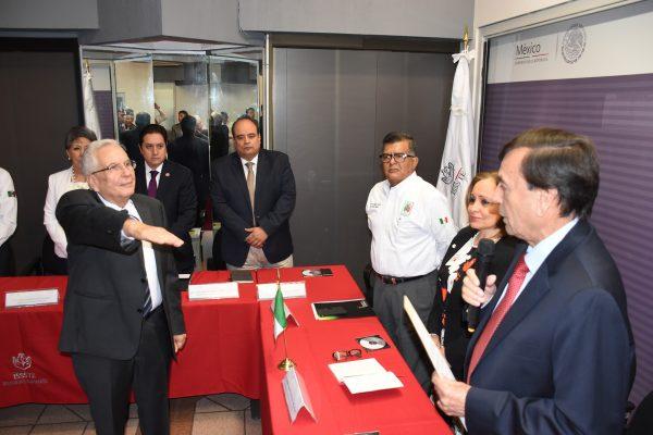 Asume Primo Quiroz delegación del ISSSTE