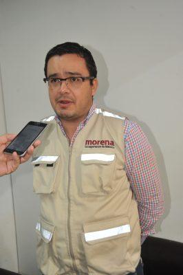 Avanza estrategia de Morena para cuidar el voto