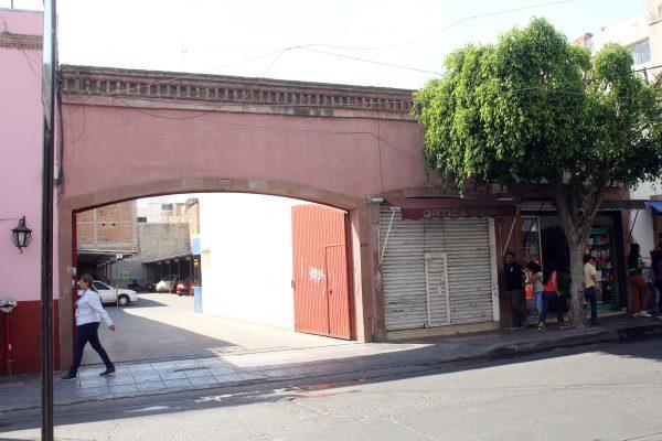 La casa de uno de los más importantes pintores de León ahora es un estacionamiento