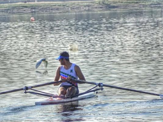 Guanajuato se colgó un par de medallas en el Campeonato Nacional