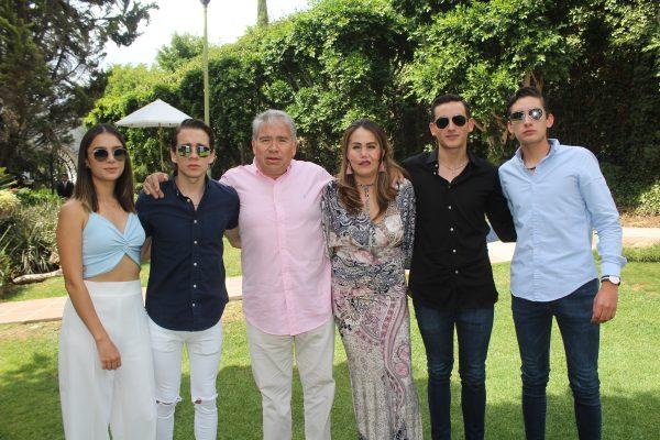 Celebra cinco décadas Luis Rodrigo Lara