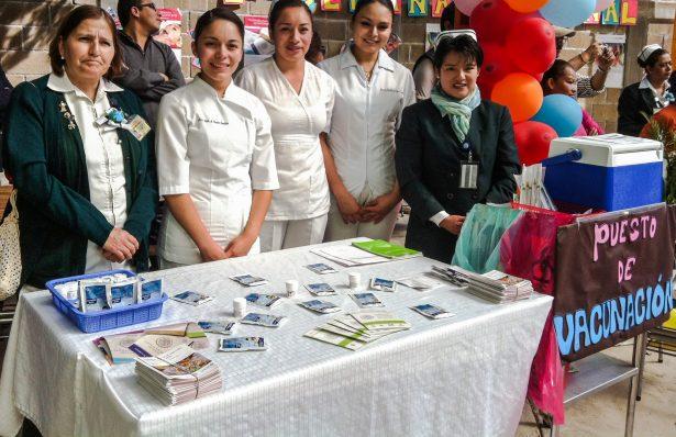 Se suma Guanajuato a Segunda Semana Nacional de Salud