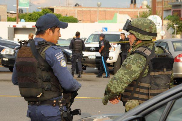 Insiste MMM en reformas en seguridad ante Segob