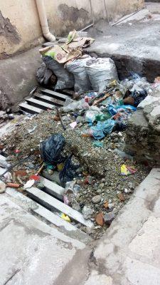 Urgen a no tirar basura en las calles