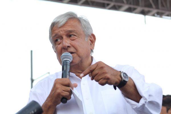 Cierra campaña AMLO en León