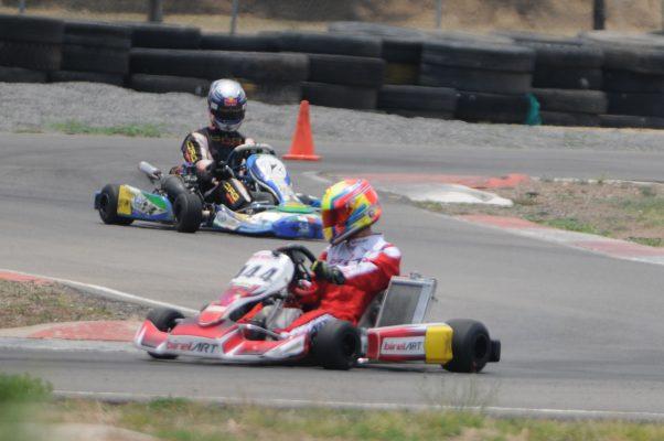 Vuelve el serial Karting a León