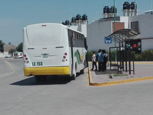 Dirección de Movilidad ofrece transporte gratis a personas que tengan que cruzar el Tajo de Santa Ana