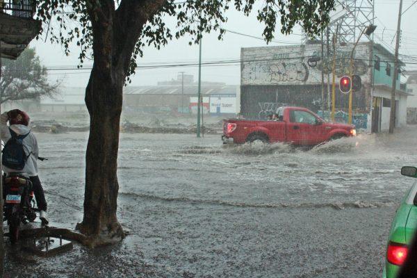 Previenen inundaciones