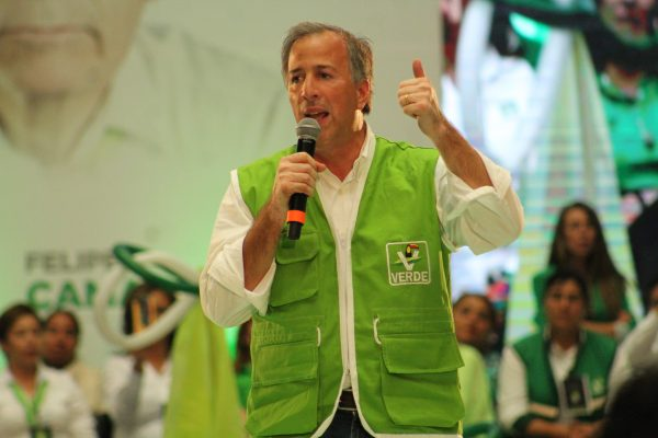 José Antonio Meade cierra campaña en Guanajuato
